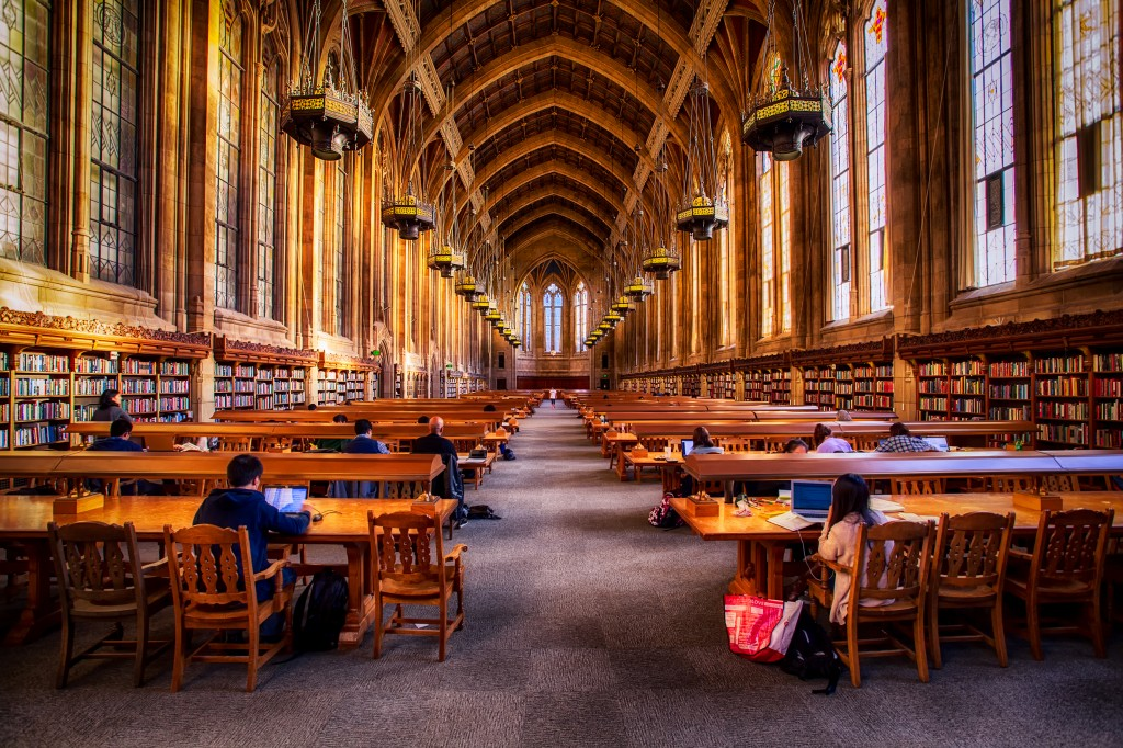 Suzzallo-Library-at-the-University-of-Washington