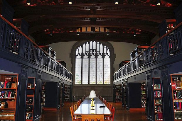 VassarCollegeThompson_Library_SouthWing_JimMillsWiki